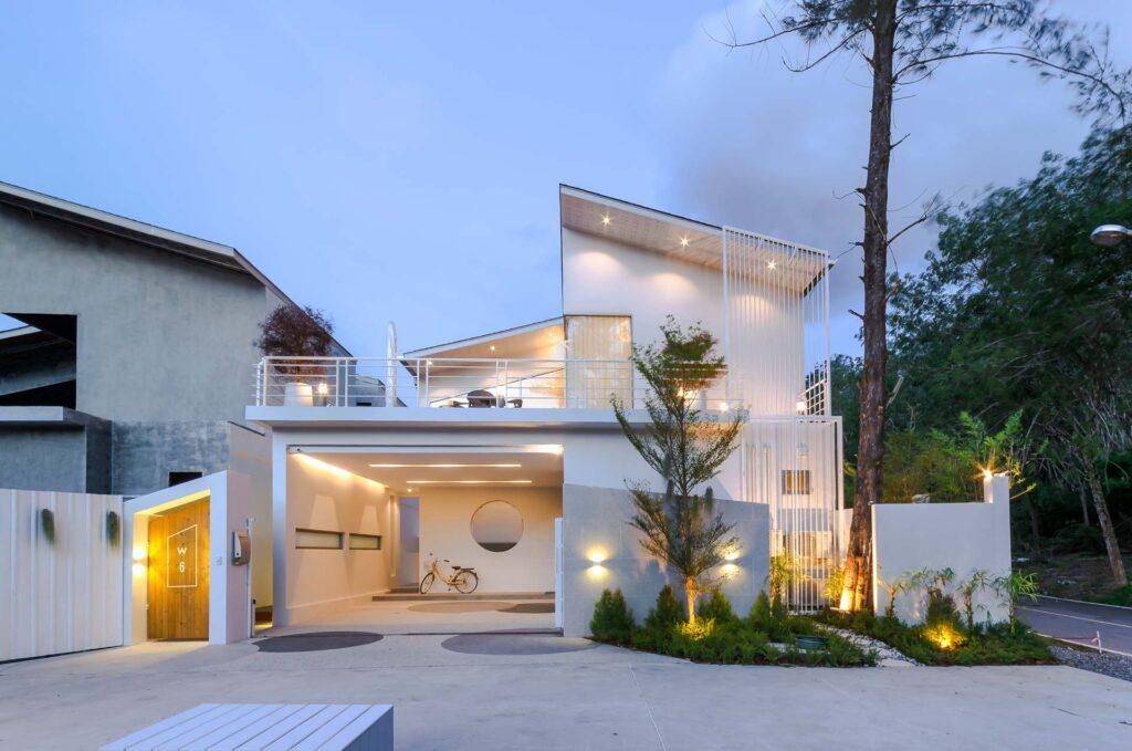 บ้านจัดสรร pool villa