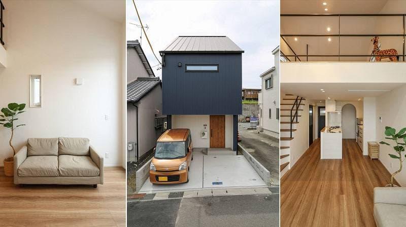 บ้านไม้สไตล์ญี่ปุ่น สวยน่ารัก