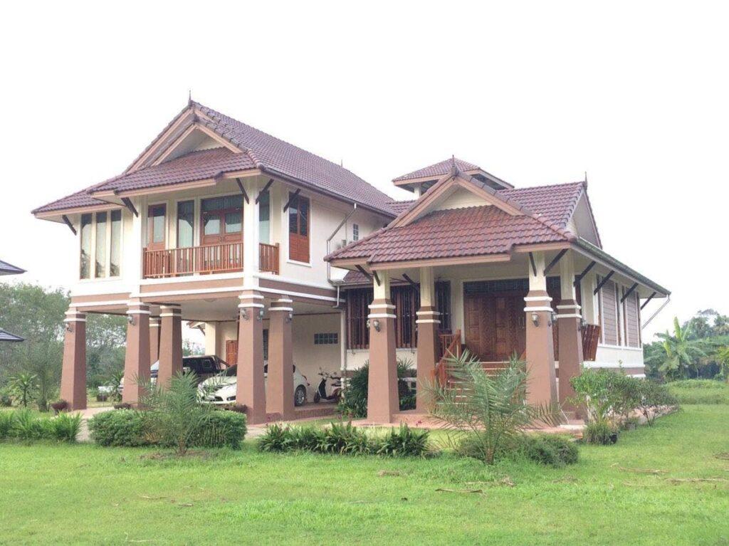 บ้านทรงไทยประยุกต์ ที่คุณต้องห้ามพลาด