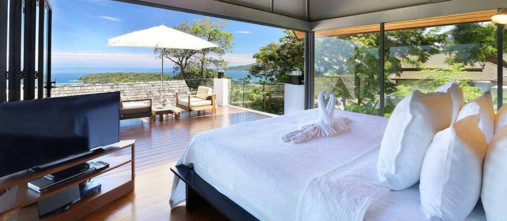 แพ็คกระเป๋าเที่ยว villa phuket beachfront